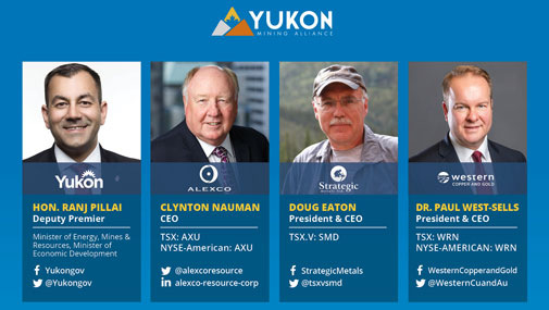The Northern Miner - 2020 Canadian Mining Symposium - Yukon Panel